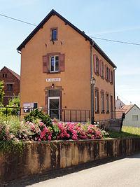 Rottelsheim Mairie.JPG