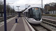 Rouen Citadis trams II