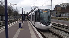 Image illustrative de l'article Tramway de Rouen