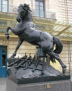 Pierre Louis Rouillard French sculptor