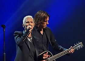 Roxette at the Beacon Theatre in New York City on 2 September 2012