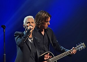 Roxette - Image: Roxette at the Beacon, September 2012