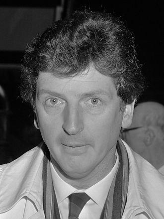 Roy Hodgson - Hodgson in 1987