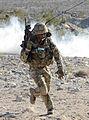 Royal Marine in the Mojave Desert During Exercise Black Alligator MOD 45156250.jpg