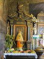 Rudziniec, kościół św. Michała Archanioła, ołtarz boczny lewy.JPG