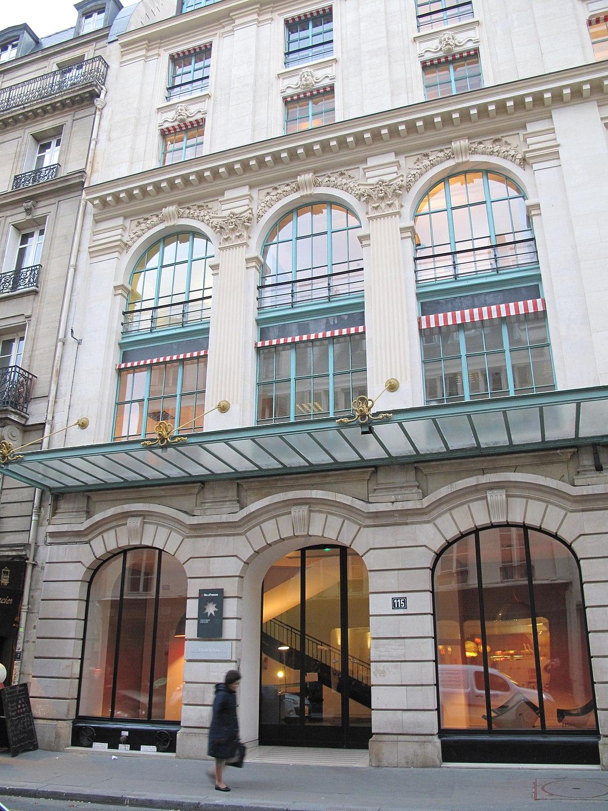 Valode et pistre wikip dia - Poltrona frau rue du bac ...