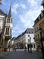 Rue du Marché aux Herbes à Luxembourg (juin 2019).JPG