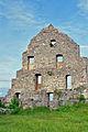 Ruine Hohen Urach; Ostfassade des Pallas (Innenansicht) (7575164616).jpg