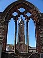 Ruins of St Peter's Church, Peel - geograph.org.uk - 777275.jpg