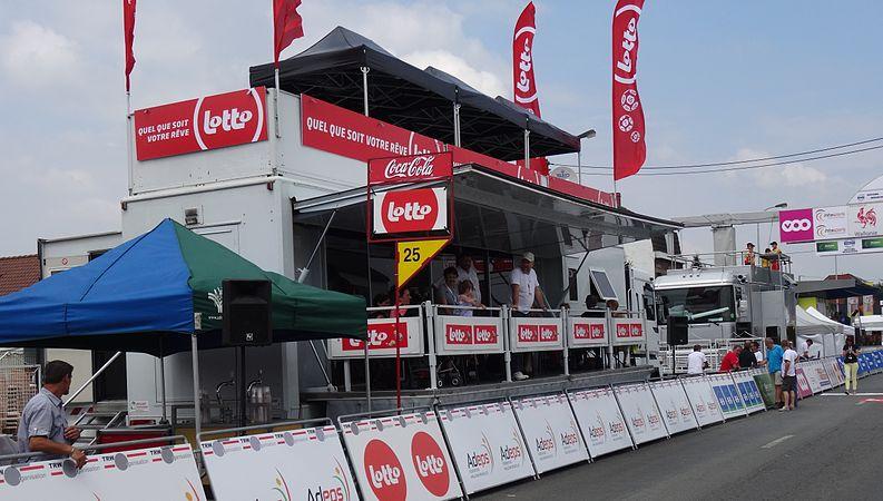 Rumillies (Tournai) - Tour de Wallonie, étape 1, 26 juillet 2014, arrivée (A06).JPG