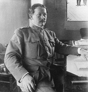 Rupert Blue - Rupert Blue in 1909