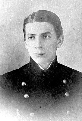 Rurik Ivnev as student.jpg