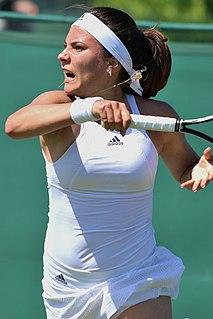 Elena-Gabriela Ruse Romanian tennis player