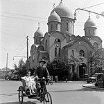 Russian Orthodox Church, Old Shanghai