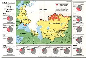 сколько процентов русских в сша