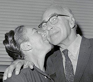 Ruth Hubbard - Hubbard and Wald in 1967
