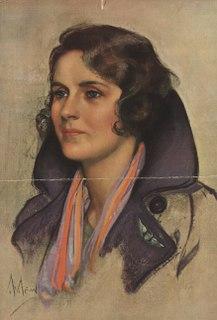 Ruth Rowland Nichols American aviator