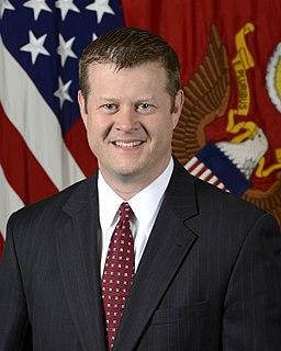 Ryan D. McCarthy 24th United States Secretary of the Army