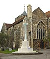 Rye St Mary the Virgin and War Memorial 03.JPG