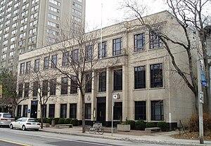 Ryerson Theatre School Building