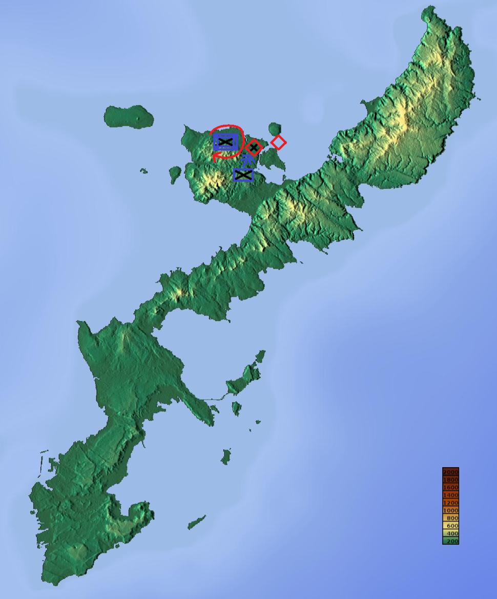 Ryukyu Invasion Phase5