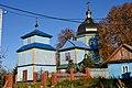 Rzhyshchiv Horokhivskyi Volynska-Conception of Saint Anne church-south-west view.jpg