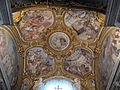 S. martino, chiesa, cappella di san gennaro, afferschi volta di battistello caracciolo, 1632.JPG