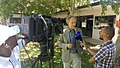 SABC News crew interviewing Carel Boshoff.jpg