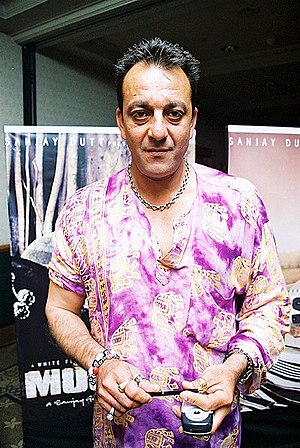 Sanjay dutt at Musafir press meet at IIFA, Sin...