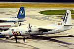 SAS Eurolink F-50 at LUX (16130644291).jpg