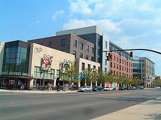 Ohio State University - South Campus Gateway