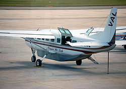 Vieques Air Link Cessna 208B Grand Caravan am Flughafen San Juan International.