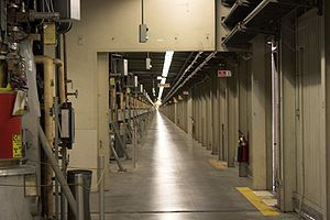 Gerard K. O'Neill - The two-mile-long Stanford Linear Accelerator tunnel