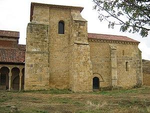 Monastery of San Miguel de Escalada - Image: S Md E vp 01