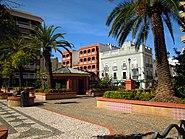 SP278 Plaza de Esponceda Almendralejo extremadura Spain 2 Oct 2012