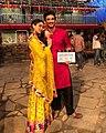 SSR & Sara Ali Khan in Kedarnath.jpg