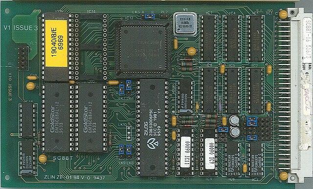 File:STEbus 80C188 CPU on 100x160mm Eurocard jpg - Wikipedia