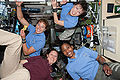 STS-131 ISS-23 Four Women.jpg