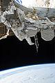 STS-133 EVA1 Steve Bowen and Alvin Drew 2.jpg