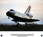 STS-76 Landing - Space Shuttle Atlantis Lands at Edwards Air Force Base DVIDS695350.jpg