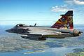 Saab JAS-39 Gripen (Czech Air Force) (9301223934).jpg