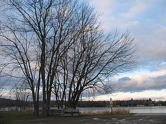Newport, Maine - Sebasticook Lake
