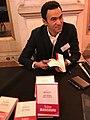 Saber Mansouri, Maghreb-Orient des Livres 2018.jpg