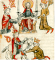 Sachsenspiegel - Doctrine of the two swords.png
