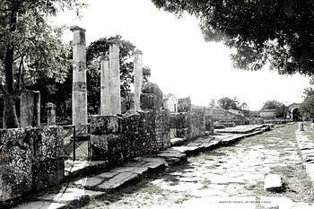 Saepinum Romana.JPG