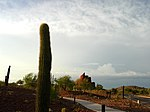 Saguaro @ entrance to estrella mtn ranch - panoramio.jpg