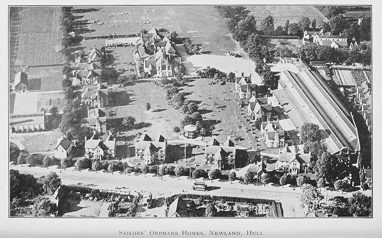 File Sailor S Orphan S Homes Cottingham Road Newland