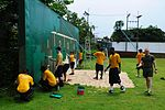Sailors and Marines play football with children in Thailand 110504-N-IC111-525.jpg
