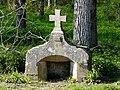 Saint-Front-la-Rivière croix Caneau rive.JPG
