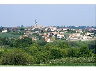 Saint-Joseph, Loire - A general view of Saint-Joseph
